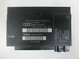 Audi A4 B6 B7 Comfort Control Unit 8E0 959 433 BJ