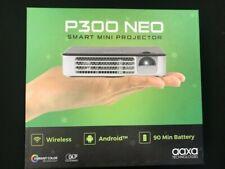 AAXA Technologies P300 Neo DLP LED Pico Projector -  Wireless - HD  - NEW IN BOX
