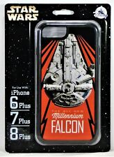 Disney Star Wars Millenium Falcon Apple Iphone 6S/7/8 Plus Cellphone Case NEW