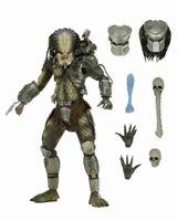 "Rare NECA Ultimate Jungle Hunter Predator Movie 7"" Action Figure Collection 1:12"