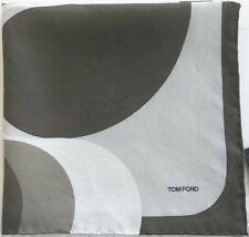 NWT Authentic TOM FORD Pocket Square Pochette Handkerchief