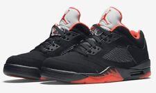 Air Jordan V 5 Retro Low Bred Black Red 23 Mens Size 18 Jumpman 23 Alternate Fly
