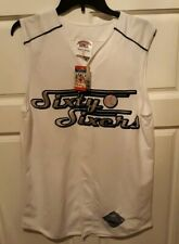Inland Empire IE 66ers Sleeveless White Jersey Size Medium Adult New With Tags