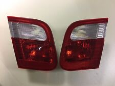 BMW 3 Series E46 1999 - 2001 SALOON Rear Inner Tail Lights Lamps LEFT and RIGHT
