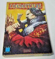 Eurogames Boardgame  Condottiere (Multilingual Ed) NM