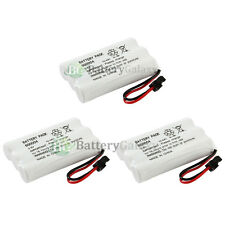 3x NEW Cordless Phone Battery for Uniden BT-1005 BT1005
