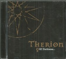 THERION - CD - Of Darkness - LIKE NEW