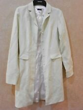 J CREW WOMENS LONG COAT 100% WOOL Size 2 ________________________Hang