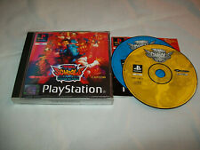 Rival Schools (SLES 01436) for PS1, 2 & 3