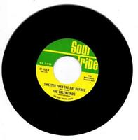 THE VALENTINOS Sweeter Than The Day Before NEW NORTHERN SOUL 45 (SOUL TRIBE) 7""