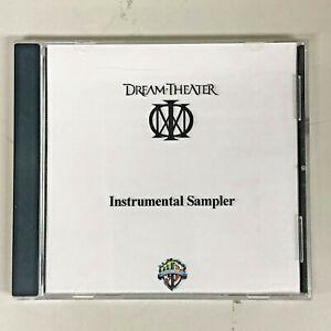 DREAM THEATER: Rare Instrumental Licensing Sampler CD - Progressive Metal