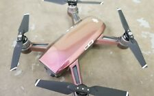 Gloss Aubergine / Bronze Colour Change DJI Spark vinyl skin / wrap / decal UK