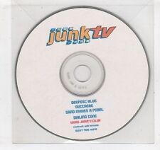 (GV623) Junk TV, Deepest Blue - DJ CD