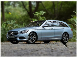 Norev 1/18 For Benz C Class Wagon Diecast Car Model Kids Toys Gifts Collection