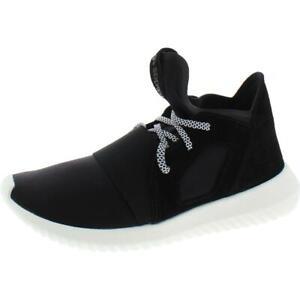 adidas Originals Womens Tubular Defiant Suede Running Shoes Sneakers BHFO 4617