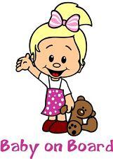 BUNTE Babyaufkleber,Kinderaufkleber,Autoaufkleber,Geschwisteraufkleber GAB94