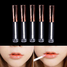 1pc 6ml Design Rose Gold Empty Lipstick Tube Lip Balm Bottle Container GY