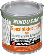 200 g Dose BINDUSAN - Schaumgummi-Kleber, Moltopren, Schaumstoff