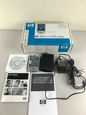 HP iPAQ Rx1950 Series Pocket PC with BOx & Accessories - Plastic On Screen