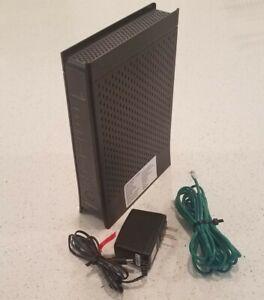 CenturyLink C3000Z ZyXEL DSL Modem Router Wifi 2.4ghz & 5ghz Wireless