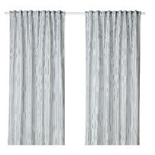 IKEA BERGPION Vorhang Gardinenpaar 145x300 Ösenvorhang neu Vorhang Markise
