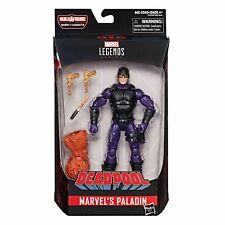 "MARVEL LEGENDS BAF (SASQUATCH) SERIES 6"" ACTION FIGURE - Paladin (Deadpool) *NEW"