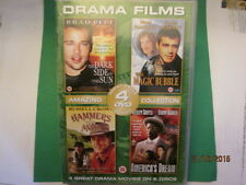 4 DVD DRAMA MOVIES ON 2 DISCS OF AMERICAS DREAM , DARK SIDE  GOOD USED CONDITION
