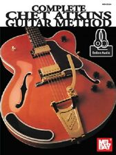 COMPLETE CHET ATKIN'S GUITAR METHOD BOOK NEW