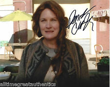 DENISE CROSBY SIGNED AUTHENTIC 'THE WALKING DEAD' MARY 8X10 PHOTO C COA ACTRESS