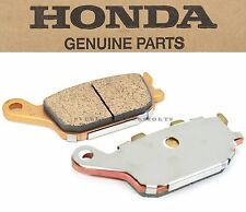 New Genuine Honda Rear Brake Pads Pad Set 03 04 05 06 CBR 600 RR CBR600 OEM#P164
