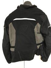Dainese motorbike jacket and back armour!