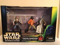 Star Wars Power Of The Force Cantina Showdown