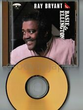 RAY BRYANT Plays Basie & Ellington JAPAN 24k GOLD CD PHCE-33002 w/8p PS BOOKLET