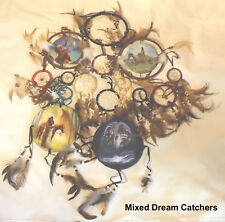 Wholesale Lot of 15 Dream Catchers-Mixed Sizes