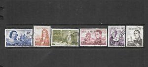 1966 Australia  Navigators Set  40c to $4, Good Used/Fine Used