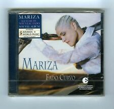 CD (NEW) MARIZA FADO CURVO