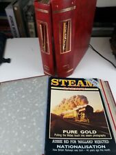More details for steam railway magazine collections 1987 1988 1993 inlcuding extras *read descr*