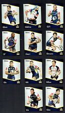 2014  NORTH QUEENSLAND COWBOYS  TRADERS  RUGBY LEAGUE CARDS