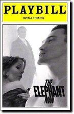 Playbill The Elephant Man Billy Crudup Rupert Graves Kate Burton  Jenna Stern 02