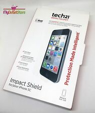 Genuine Tech21 Impact Shield Anti Glare Screen Protector for iPhone 5S 5 5C SE