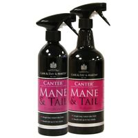 Carr & Day & Martin Canter Mane and Tail Conditioner Detangler Spray 500ml - 5L