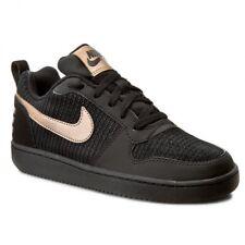 New Nike Court Borough Low Premium Womens Trainers  (861533-002) UK 6.5 EUR 40.5