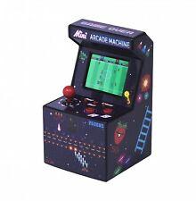 Retro Mini Arcade Máquina con 240 construido en 16 Bit Juegos Novedad Regalo De Juegos