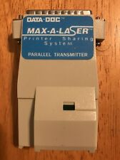 Data Doc Max A Laser Printer Sharing System Parallel Transmitter