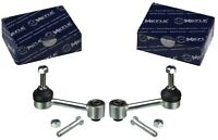 2 x MEYLE Rear Anti Roll Bar Links VW Mk5 & 6 Golf Touran Passat Audi Skoda