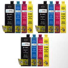 12 Ink Cartridges for Epson Workforce WF-3520DWF WF-7525 Pro WF-7015