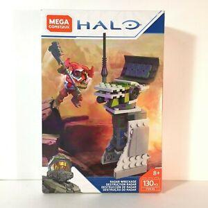 HALO Radar Wreckage 130 Pieces Mega Construx Mega Bloks Building Toys NEW SEALED