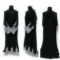 Women Closed front abaya.maxi dress.saudi long abaya.farasha jilbab burka kaftan