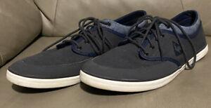 Le Coq Sportif Mens Shoes Dark Grey Size US10 Art # 1610505 Excellent Condition