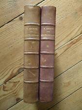 Chateaubriand, études littéraires et Nouvelles études littéraires. Complet en 2